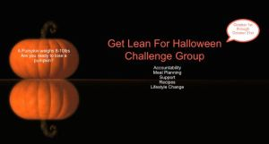 halloween challenge group