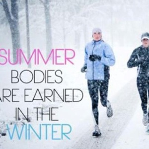 summer bodies earned in winter