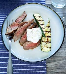 SteakWithHorseradishCream