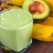 banana avocado