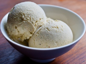 Zucchini Bread Ice Cream