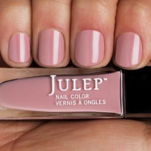 Malala Julep dusty pink mauve
